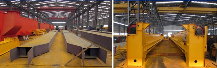 Overhead Cranes Pakistan : Overhead travelling crane eot used in steel plant