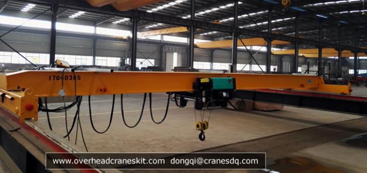 Electric hoist overhead crane| Electric hoist overhead crane of Dongqi