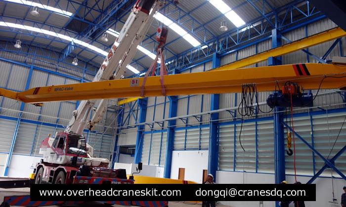 Overhead Crane Installation Technical Requirements