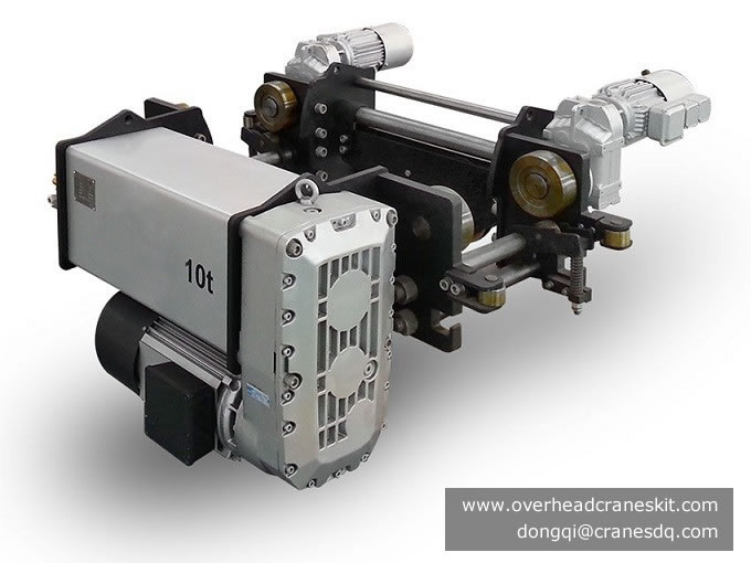 Overhead Crane Vibration : Nd electric hoist overhead crane parts