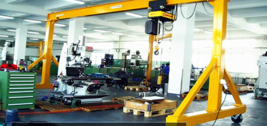 Manual Gantry Crane | Overhead crane |Overhead Crane parts