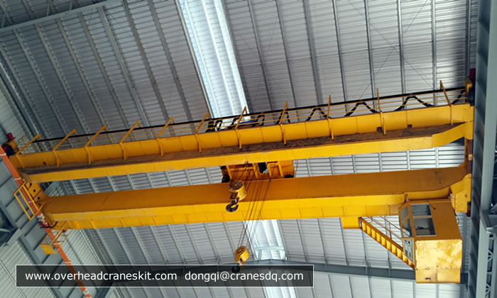 Overhead Cranes Pakistan : Dongqi tons overhead crane customized solution with ce