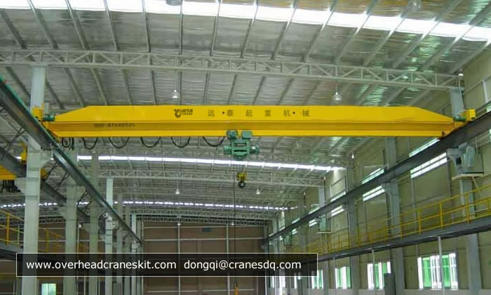 Overhead Crane Malaysia: Overhead cranes for oil gas industry