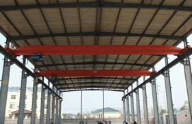 5 ton overhead crane price with FEM standard for sale from